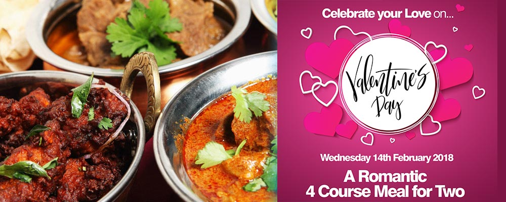 Call 01782 595978 Today To Book Your Valentines Meak